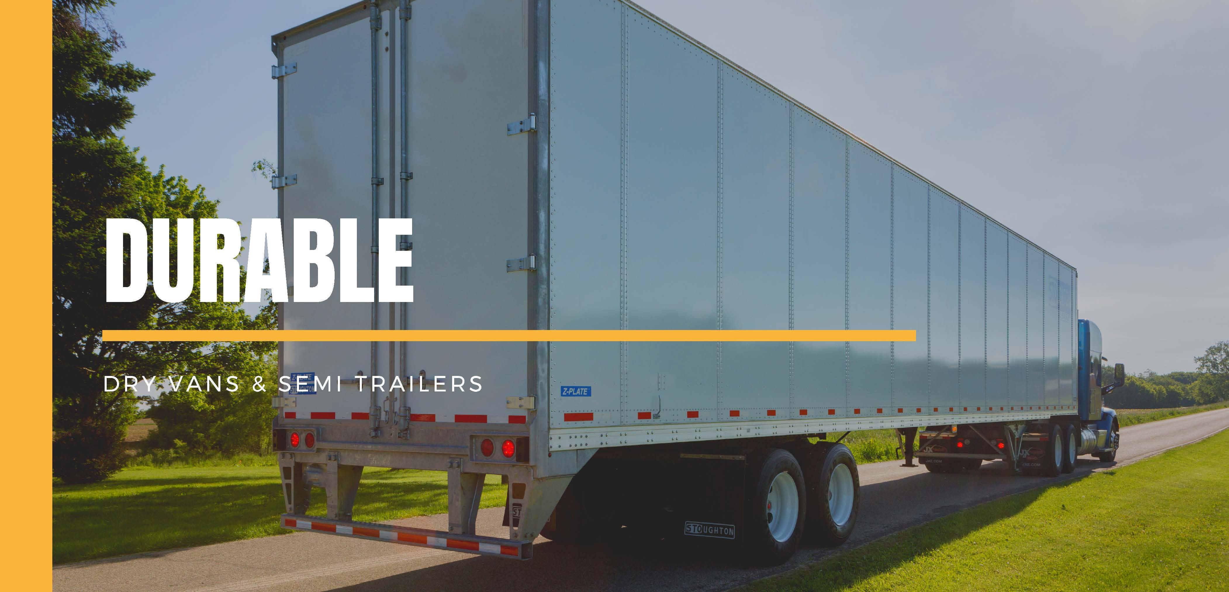 Semi Trailers And Vans For Sale Or Lease Ontario Canada Select Trailers